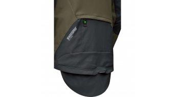 GORE Bike Wear Power Trail Jacke Herren-Jacke MTB Windstopper Soft Shell Gr. L ivy green/black