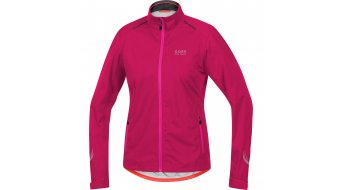 GORE Bike Wear Element Jacke Damen-Jacke Gore-Tex Active Shell Lady Gr. 34 jazzy pink/magenta