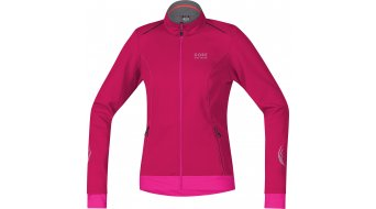 GORE Bike Wear Element Jacke Damen-Jacke Windstopper Soft Shell Lady Gr. 36 jazzy pink/magenta