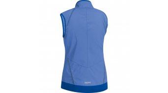 GORE Bike Wear Element Jacke Damen-Jacke Windstopper Active Shell Zip-Off Lady Gr. 34 blizzard blue/brilliant blue