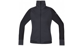GORE Bike Wear Power Trail Jacke Damen-Jacke MTB Lady Windstopper Soft Shell Gr. 34 raven brown/black
