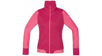 GORE Bike Wear Power Trail Jacke Damen-Jacke MTB Lady Windstopper Soft Shell Gr. 34 jazzy pink/giro pink