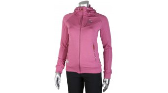 Maloja SatemM. Hooded Fleece Jacke Damen-Jacke candy