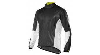 Mavic Cosmic Pro H2O chaqueta Caballeros-chaqueta negro/blanco