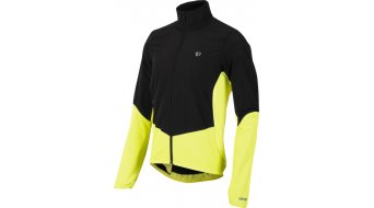 Pearl Izumi Select Thermal Barrier Jacke Herren-Jacke Rennrad Jacket black/screaming yellow