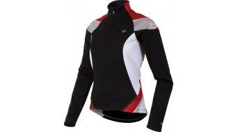Pearl Izumi Elite Softshell 180 chaqueta Señoras-chaqueta bici carretera Jacket tamaño XL negro/crimson