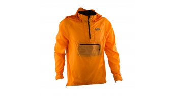 Race Face Nano Jacke 3/4-Zip Herren-Jacke Gr. S orange