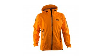 Race Face Team Chute chaqueta chaqueta impermeable Caballeros-chaqueta naranja