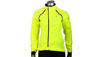 Specialized Deflect Hybrid Jacke Damen-Jacke Jacket Gr. M neon yellow