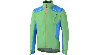Shimano Explorer Stretch Lite giacca da uomo pioggia jacke mis. S island verde