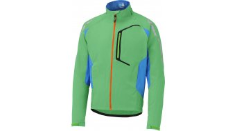 Shimano Hybrid jacket men- jacket Wind jacket detachable Ärmel size L island green