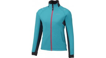 Shimano Windbreaker Insulated Jacke Damen-Jacke Windjacke emerald grün