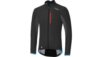 Shimano Windstopper Soft Shell kabát black