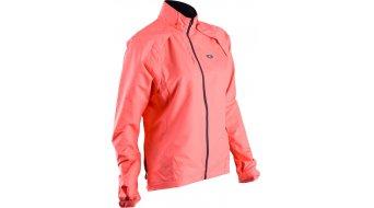 Sugoi Versa chaqueta Señoras-chaqueta Bike Jacket electric salmon