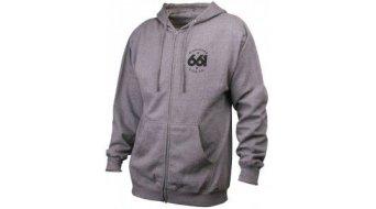 sixsixone Tropics Full-Zip Hoodie 连帽外套 型号 heather gray