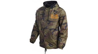 Troy Lee Designs Woods Windbreaker giacca da uomo mis. M green camo