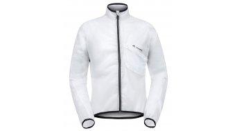 VAUDE Unique III chaqueta Caballeros-chaqueta chaqueta impermeable Caballeros Rain Jacket tamaño S blanco