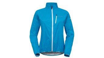 VAUDE Drop III chaqueta Señoras-chaqueta chaqueta impermeable Womens Rain Jacket teal azul