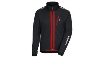 VAUDE Kuro II Softshell chaqueta Caballeros-chaqueta Race negro