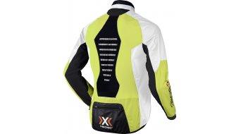 X-Bionic Spherewind Jacke Herren-Jacke Gr. S green lime/white/black