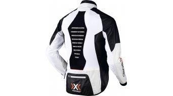 X-Bionic Spherewind Jacke Herren-Jacke Gr. S white/black