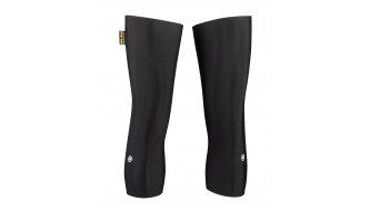 Assos kneewarmer 暖膝套 型号 blackSeries