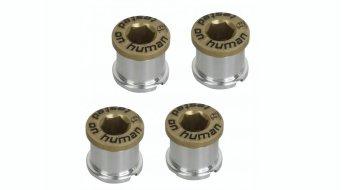 Shaman viti per corone 8mm oro (4 pz.)