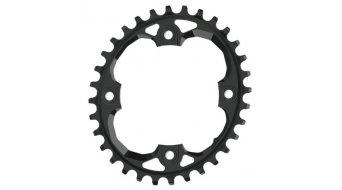 absolute Black XX1 Narrow Wide plato óvalo Zähne 4 agujeros (94mm) negro(-a) para SRAM bielas