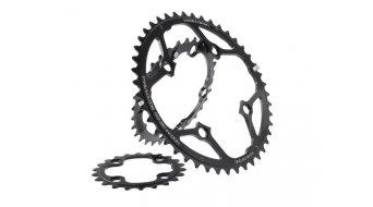 ROTOR NoQ-Ring MTB RX3 3-fach Kettenblatt 4-Loch (104mm) schwarz