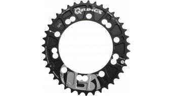 ROTOR Q-Ring MTB QX2 2-fach Kettenblatt 5-Loch (110mm) schwarz (außen)