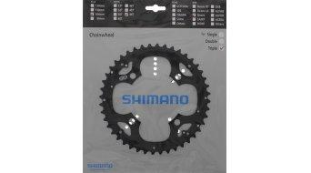 Shimano Deore 9 sebességes lánckerék Zähne fekete FC-M590/591/530