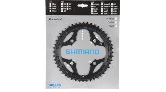 Shimano SLX 9-fach Kettenblatt 48 Zähne schwarz FC-M660
