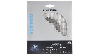 Shimano XTR Dyna-Sys 10-fach Kettenblatt silber FC-M980