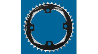 Specialites T.A. Blade Singlespeed plato 4 brazos (104mm) negro(-a)