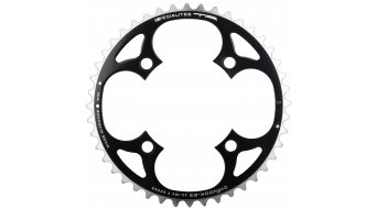 Specialites T.A. Chinook/23mm XT/LX/Deore 8/9-speed chain ring outer 42 teeth 4- Arm (104mm) black