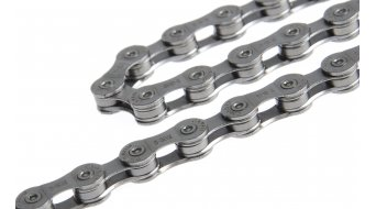Shimano chain, LX/Hone, for 9-speed-Schaltung (27 speed), CN-HG73, link pack)