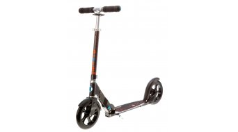 Micro negro Scooter