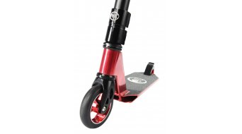 Micro MX Crossneck Stunt Scooter rot