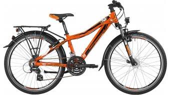 Bergamont Bergamonster 24 Komplettbike Kinder-Rad Gr. 32cm orange/black/white Mod. 2016