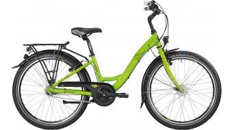 Bergamont Belamini N3 24 Komplettbike Kinder-Rad Gr. 32cm apple green/grey/red Mod. 2016