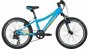 Bergamont Team 20 Komplettbike Kinder-Rad Gr. 28cm cyan/neon yellow/white Mod. 2016