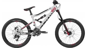 Bergamont Big Air Tyro 24 儿童 MTB(山地) 整车 型号 XS light grey/black/red (matt) 款型 2017