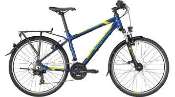 "Bergamont Revox ATB 26 Gent 26"" 儿童 整车 型号 dark blue/green/blue (shiny) 款型 2018"