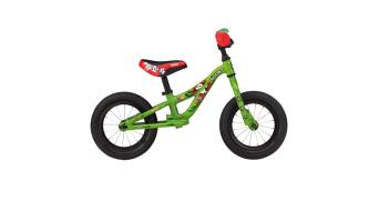 Ghost Powerkiddy 12 Komplettrad Kinder-Rad green Mod. 2015
