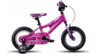 Ghost Powerkid 12 vélo enfants-roue rose/white/violet Mod. 2016