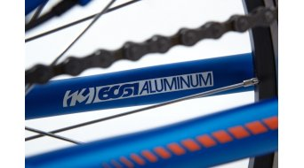 Kona Makena bici completa tamaño 11 azul Mod. 2016