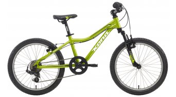 Kona Makena bici completa tamaño 11 verde Mod. 2016