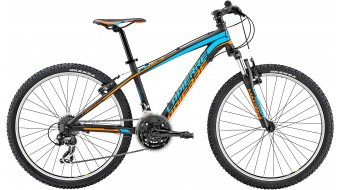 Lapierre Pro Race 24 24 Kinderrad Gr. unisize black/blue/orange matt Mod. 2015