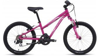 Specialized Hotrock 20 6-spd Girl MTB Komplettbike Kinder-Rad Gr. 22,9cm (9) pink Mod. 2016