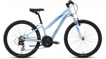 Specialized Hotrock 24 21-spd Girl MTB Komplettbike Kinder-Rad Gr. 27,9cm (11) blue Mod. 2016